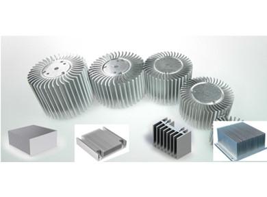 散热器铝材厂家